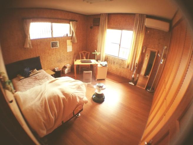 minimalist, room